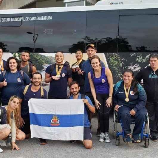 Equipe ACD de Caraguatatuba conquista 16 medalhas de ouro na 1ª etapa da Copa São Paulo