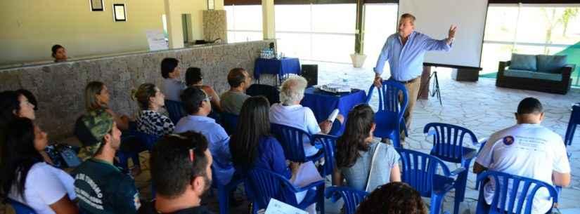 Reunião da Aprecesp abre portas para turismo chileno em Caraguatatuba