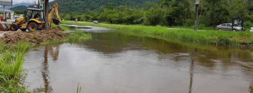 Defesa Civil do Estado aponta que fevereiro choveu acima do esperado em Caraguatatuba