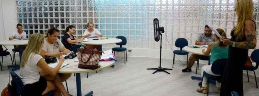 Fundacc abre inscrições para vagas remanescentes em Curso Livre de Inglês
