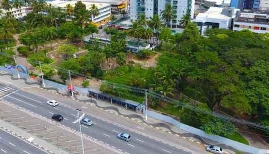 Prefeitura já inicia construção de boxes para artesãos na Praça Diógenes Ribeiro