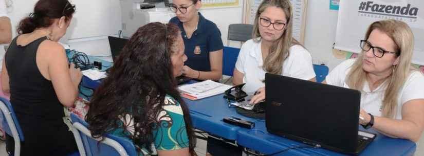 10ª edição do Multiação realiza cerca de 2,5 mil atendimentos no bairro Massaguaçu