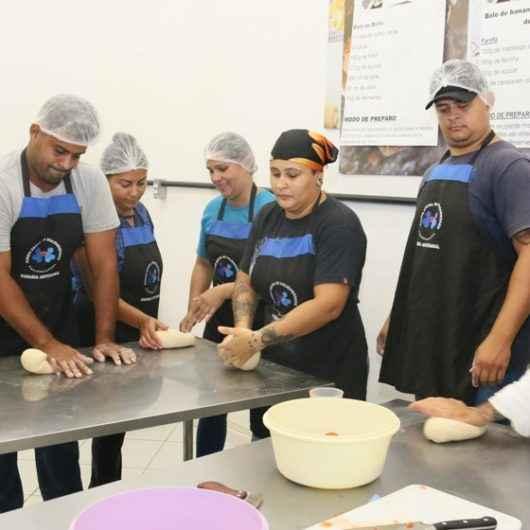 Fundo Social de Caraguatatuba inicia curso gratuito de Pizzaiolo