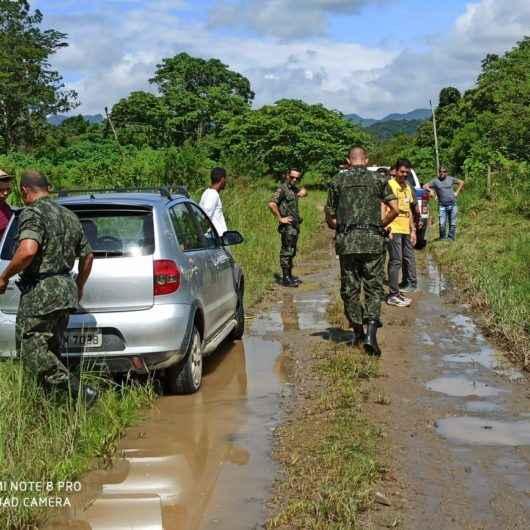 Prefeitura de Caraguatatuba e Polícia Ambiental firmam parceria para fiscalizar ocupações e construções irregulares