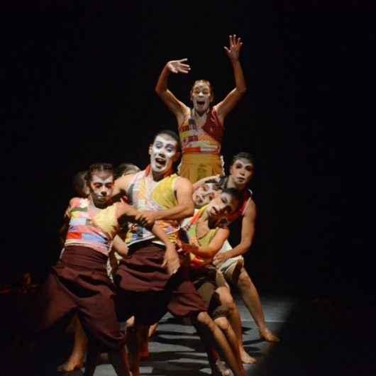 Corpo de Baile e artistas orientadores da Fundacc celebram Dia Internacional da Dança