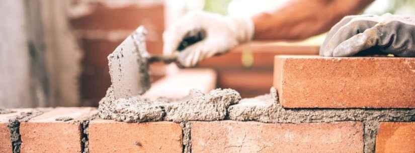 mercado da construção civil .