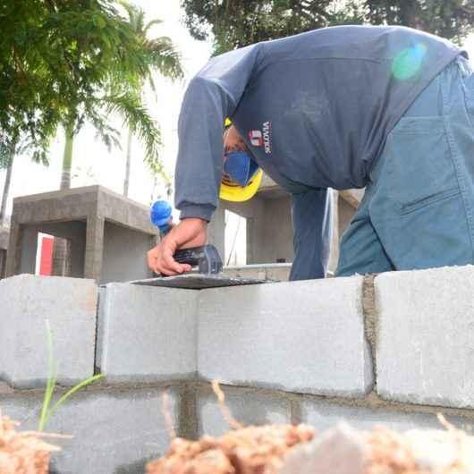 Obras públicas em Caraguatatuba geram 630 empregos diretos