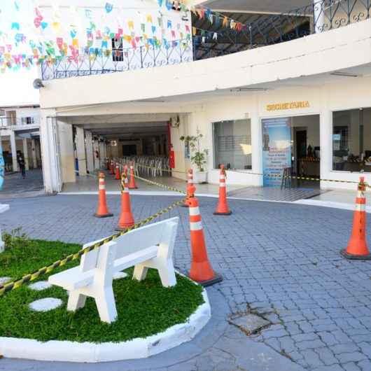 Caraguatatuba abre mais um espaço para atender usuários que recebem auxílio emergencial na CEF