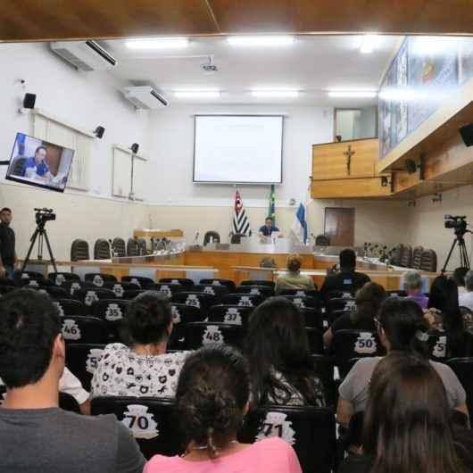 Audiência pública aborda metas fiscais do 1º quadrimestre de 2020 em Caraguatatuba
