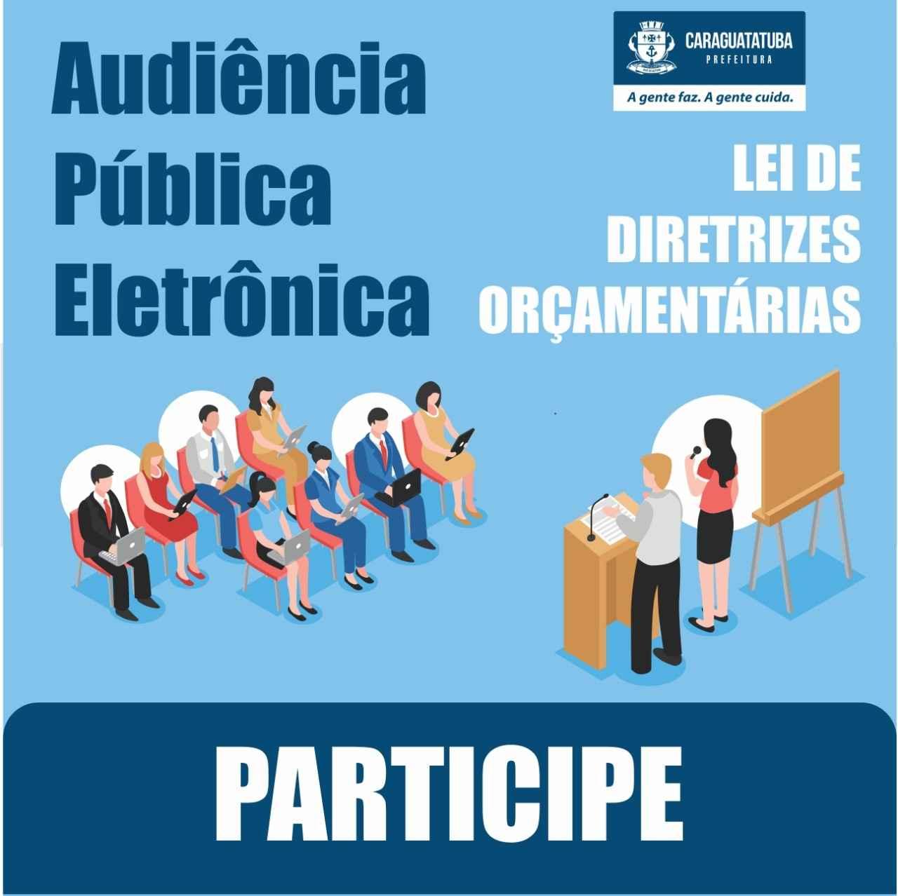 Prefeitura enviará projeto de lei da LDO 2021 de Caraguatatuba para Câmara Municipal até dia 30 de maio