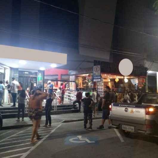 Rede de Fast Food é notificada pela Prefeitura por funcionamento fora das normas de saúde