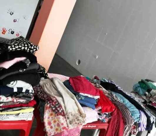 Solidariedade: casal doa 300 peças de roupas que ajudaria na realização de casamento adiado pela pandemia