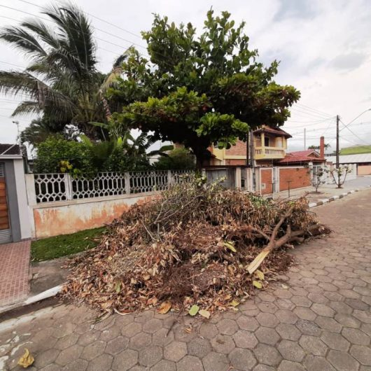 Prefeitura autua empresa por descarte de resíduos em área de preservação permanente (APP)