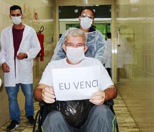Caraguatatuba tem 78% dos pacientes recuperados da Covid-19