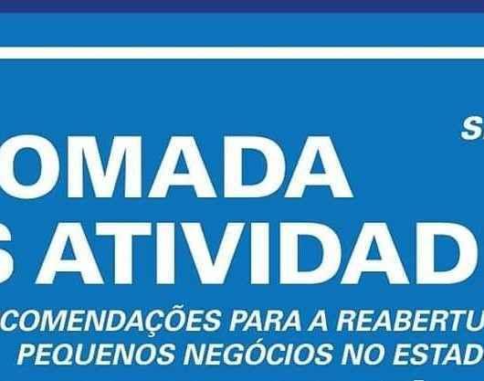 Lives gratuitas do Sebrae-SP orientam pequenos negócios para reabertura durante a Covid-19