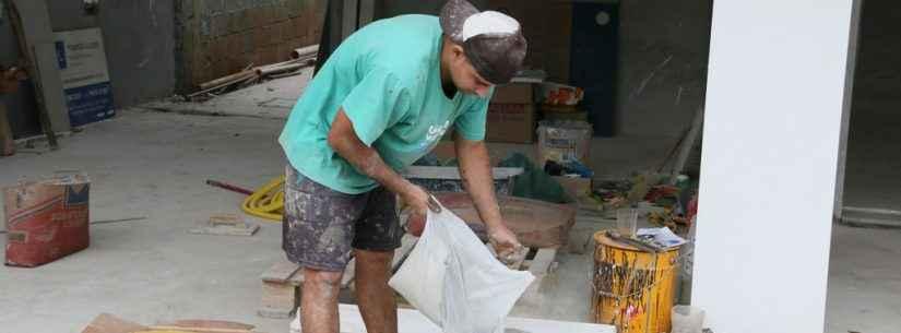 Prefeitura de Caraguatatuba aprova mais de 27 mil m2 em obras na pandemia da Covid-19