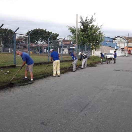 Serviços de limpeza e coleta seletiva funcionam no feriado prolongado de Corpus Christi