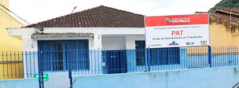 Caraguatatuba tem 20 vagas abertas nesta sexta-feira (19/6) no PAT