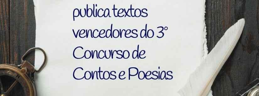 FUNDACC publica textos vencedores do 3º Concurso de Contos e Poesias