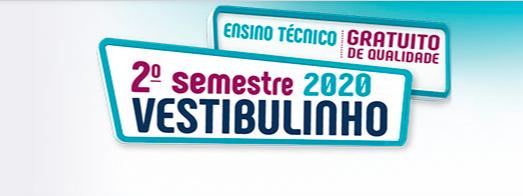 Vestibulinho da Etec tem inscrições prorrogadas até sexta-feira (24)