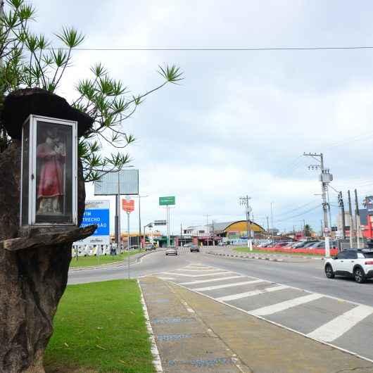Dia de São Cristovão, padroeiro dos motoristas, será comemorado com carreata e benção dos veículos em Caraguatatuba
