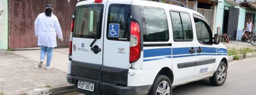 Idosos e pessoas com deficiência já receberam em casa 1,2 mil kits refeição durante a pandemia