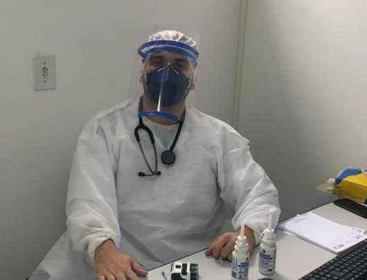 Mais de 70% dos profissionais de Saúde positivados já retornaram ao trabalho