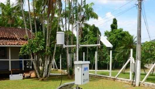 Inpe mantém sistema de alerta de raios em Caraguatatuba até o próximo verão
