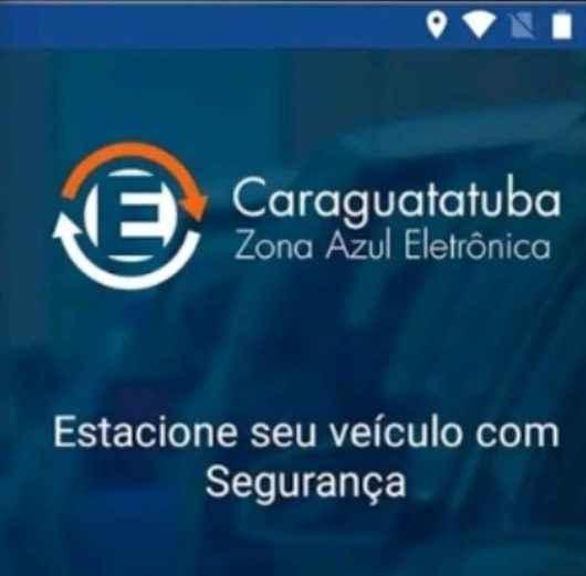 Motoristas podem pagar zona azul com aplicativo em Caraguatatuba