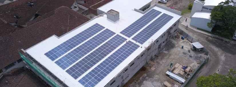 Energia solar será principal fonte de abastecimento dos 54 novos leitos da Casa de Saúde Stella Maris