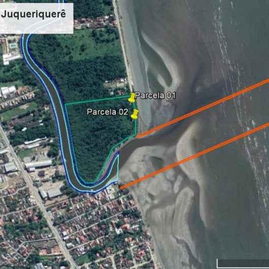 Prefeitura de Caraguatatuba monitora manguezal do Rio Juqueriquerê para dar início às obras do enrocamento