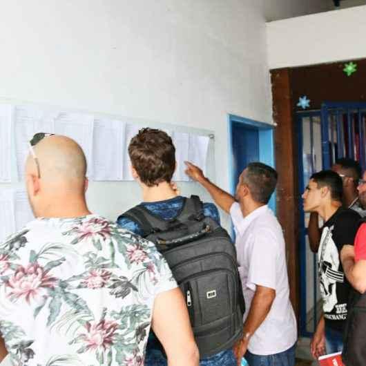 TAF do concurso público da GCM da Prefeitura de Caraguatatuba começa domingo (4/10)