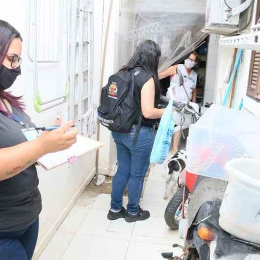Prefeitura reforça ações de combate à dengue na Região Norte