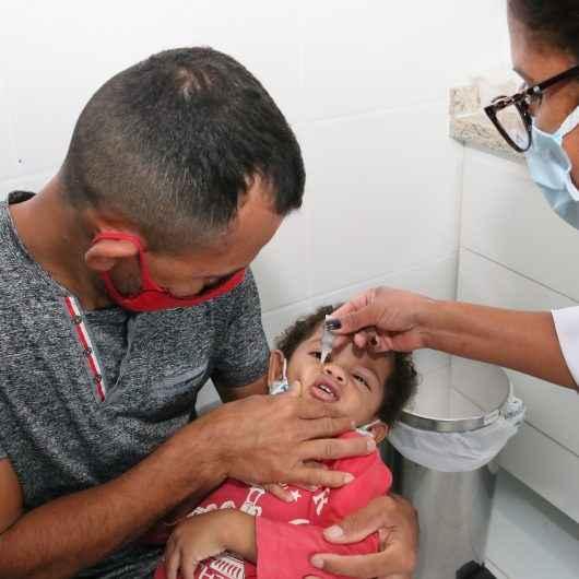 Campanha de Multivacinação começa hoje e vai até dia 29 de outubro em Caraguatatuba