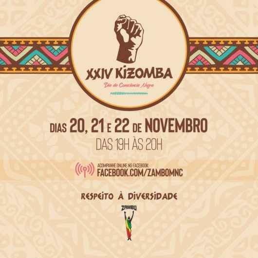 Caraguatatuba celebra XXIV Kizomba da Consciência Negra neste fim de semana