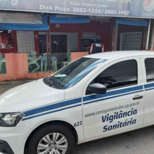 Fiscalização de Natal em Caraguatatuba vistoria mais de 600 estabelecimentos