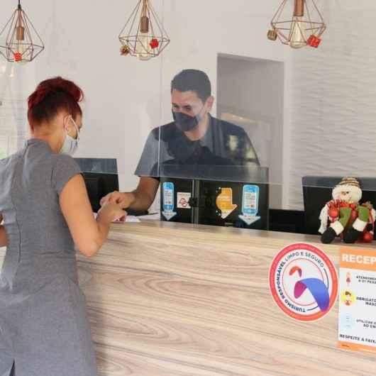 Trade turístico de Caraguatatuba pode solicitar Selo Turismo Responsável e garantir ser seguro contra Covid-19