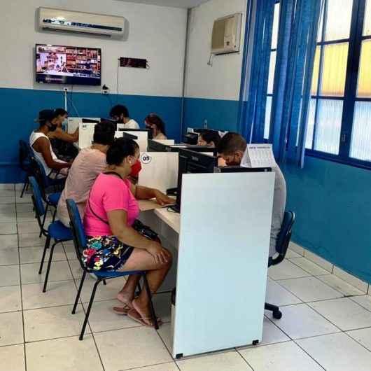 PAT de Caraguatatuba disponibiliza 133 vagas de emprego