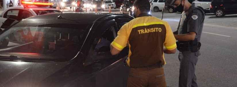 Prefeitura de Caraguatatuba intensifica ações de fiscalização no final de semana
