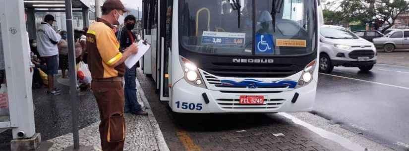 Trânsito e ônibus têm alterações para Virada do Ano em Caraguatatuba