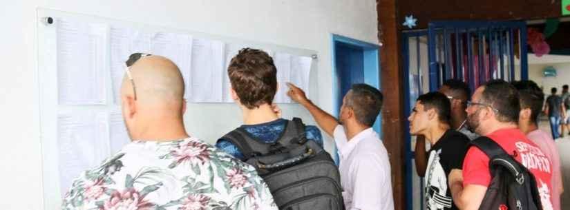 Vunesp finaliza avaliação psicológica do concurso da GCM da Prefeitura de Caraguatatuba neste domingo (20/12)