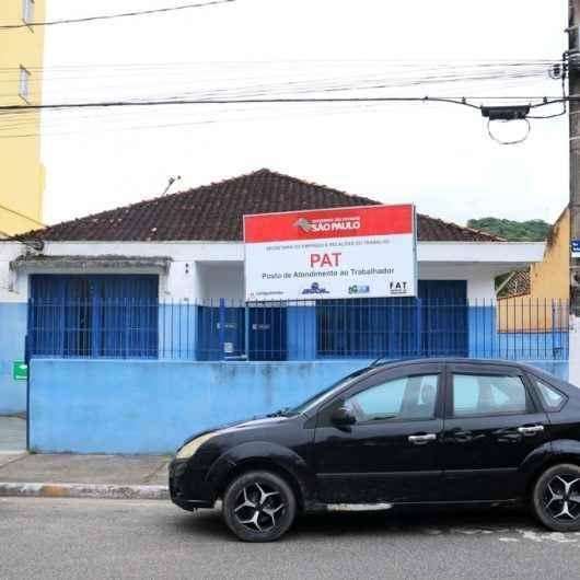 PAT de Caraguatatuba disponibiliza 96 novas vagas de emprego