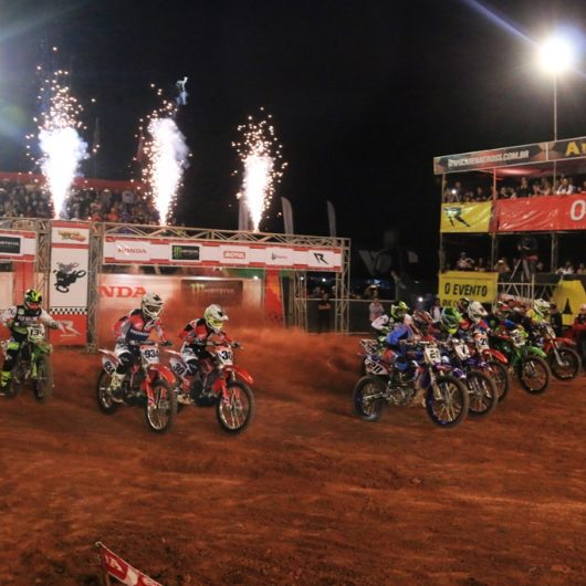 Edição do Arena Cross Brasil em Caraguatatuba será sem presença de público