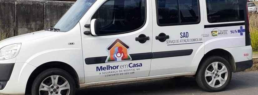 Governo Federal libera verba ao programa de atendimento em domicílio 'Melhor em Casa'