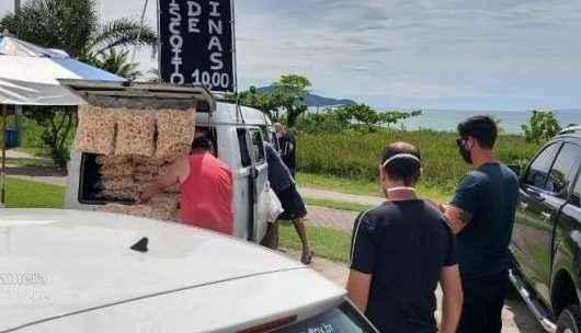 Força tarefa de Caraguatatuba aumenta ações de fiscalizações para fim de ano