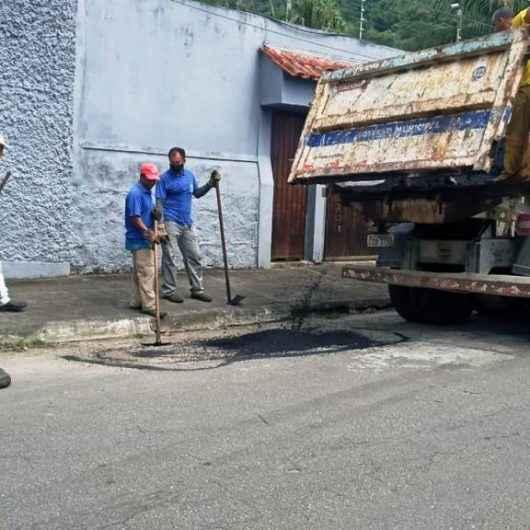 Prefeitura de Caraguatatuba recolhe 160 toneladas de resíduos em ações de limpeza