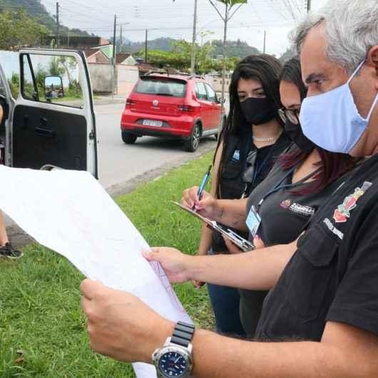 """Campanha """"Minha Família Sem Dengue"""" continua com ações na Região Norte de Caraguatatuba"""