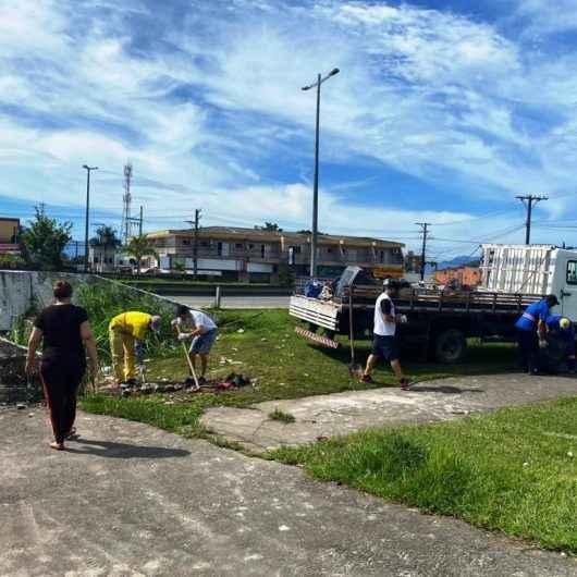 Prefeitura de Caraguatatuba reforça ações de abordagem à população em situação de rua