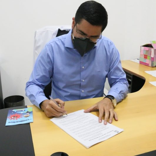 Aguilar Junior anuncia parte do secretariado para gestão 2021/2024