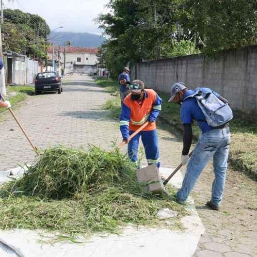 Prefeitura de Caraguatatuba convoca mais bolsistas do PEAD para atuar ruas do município